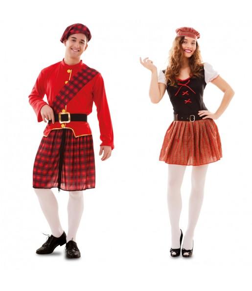 Déguisements Écossais