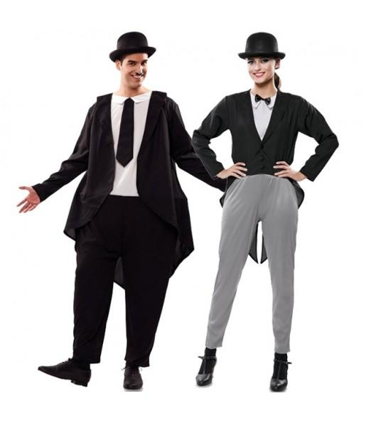 Déguisements Laurel et Hardy