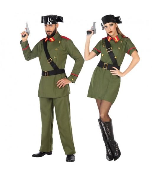 Déguisements Gendarmerie Espagnole