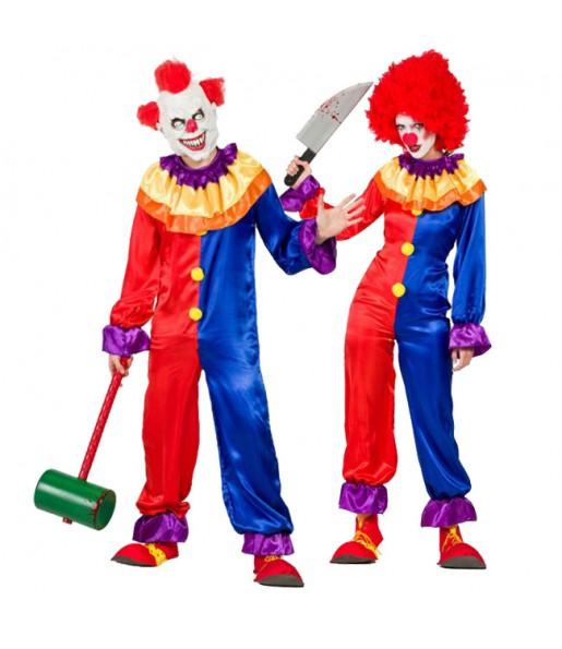 Déguisements Clowns Maléfiques