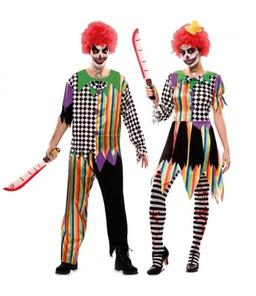 Déguisements Clowns Tueurs
