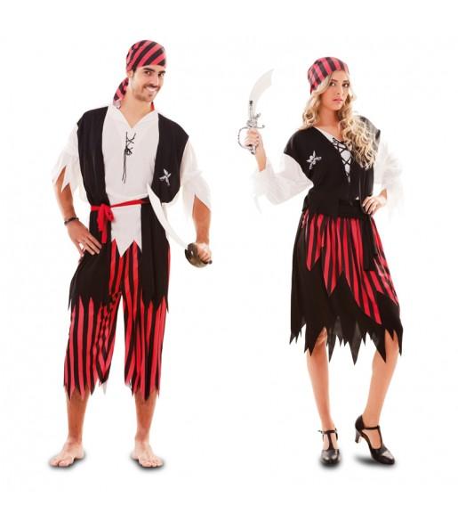 Déguisements Pirates Sept Mers