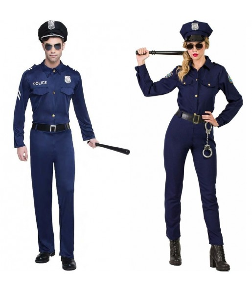 Déguisements Policiers Luxe