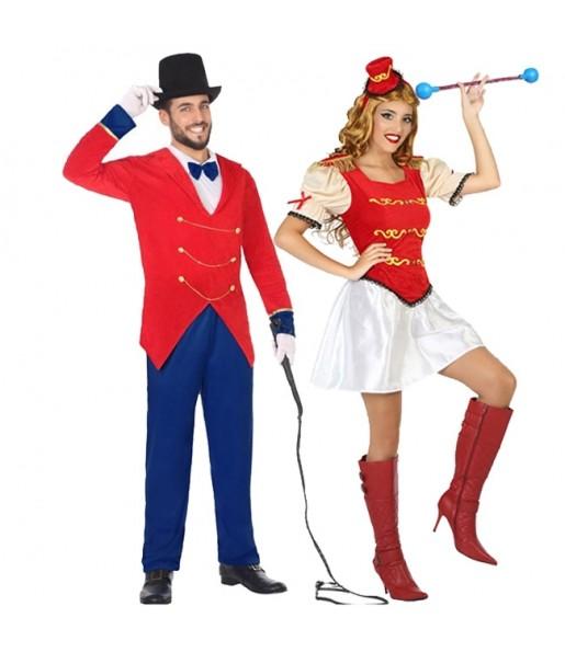 Déguisements Directeurs du Cirque
