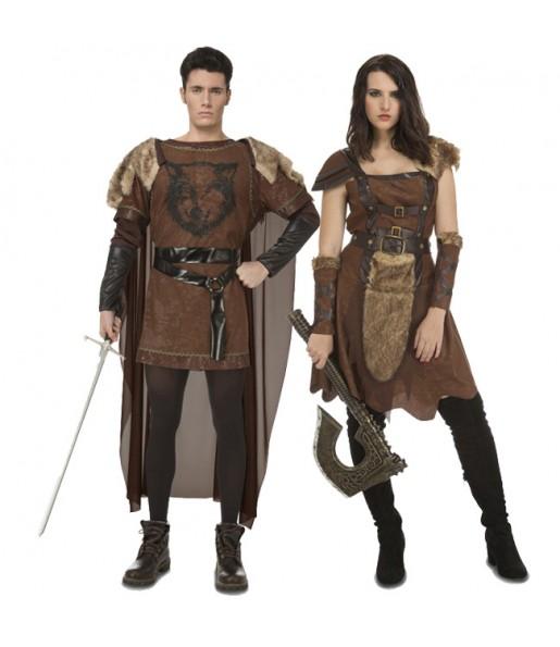 Déguisements Robb et Sansa Stark Le Trône de Fer