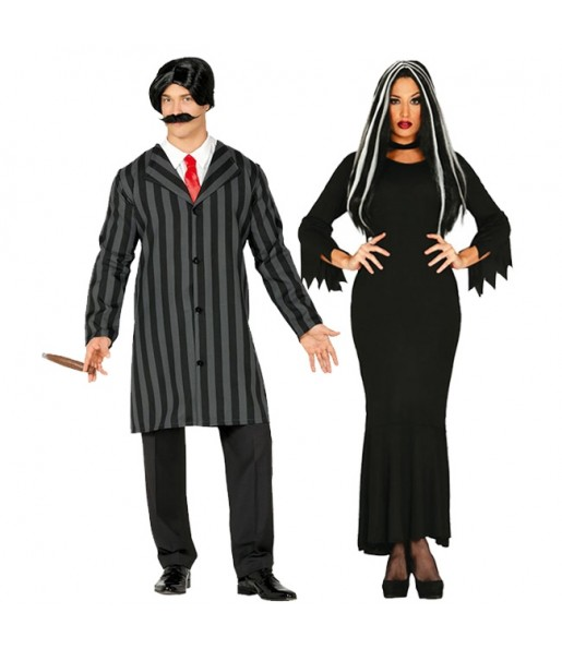 Déguisements Famille Addams