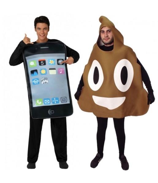 Déguisements Smartphone et Réseau Social