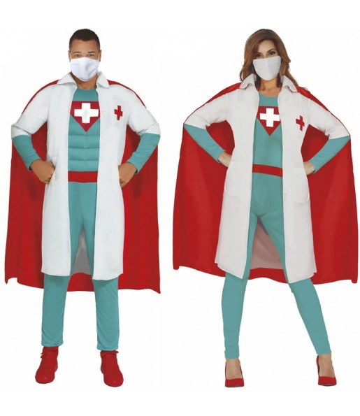 Déguisements Super Docteurs