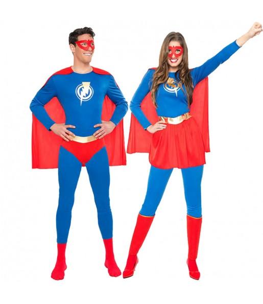 Déguisements Super-héros Éclair
