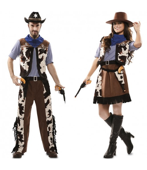 Déguisements Cowboys