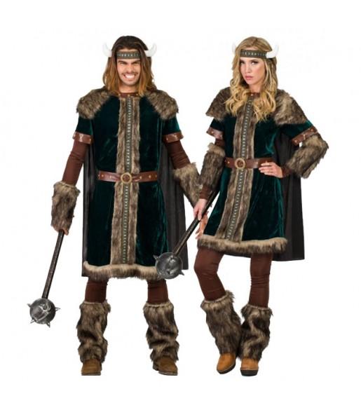 Déguisements Vikings Nordiques