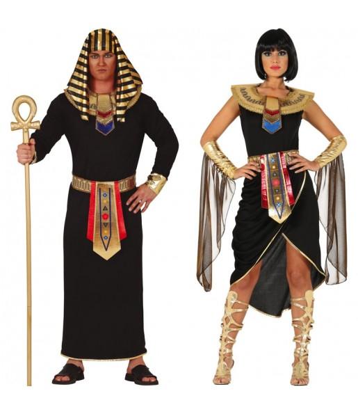 Déguisements Égyptiens Noirs
