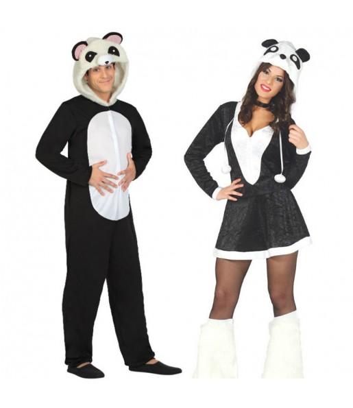 Déguisements Ours Panda