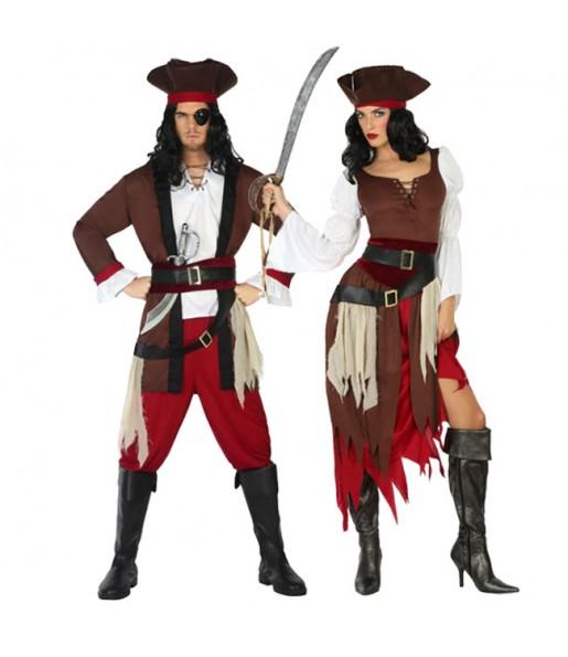 Déguisements Pirates Caraïbes