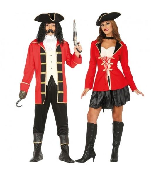 Déguisements Pirates Élégants