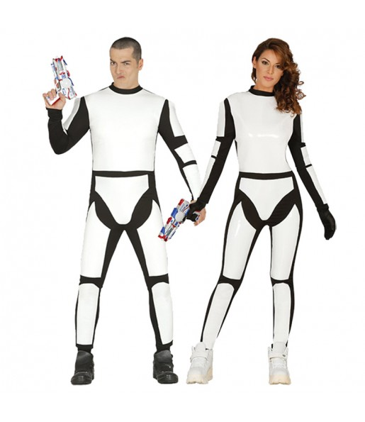 Déguisements Stormtroopers Empire Galactique