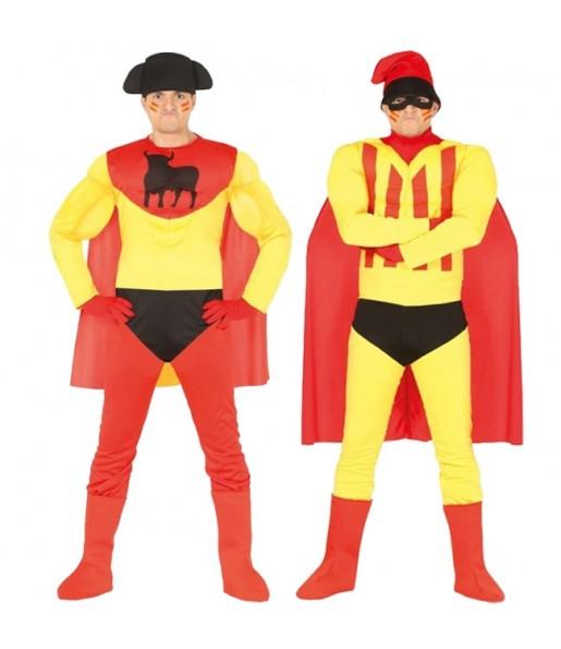 Déguisements Super-héros Politiciens