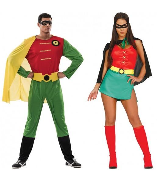 Déguisements Superhéros Robin