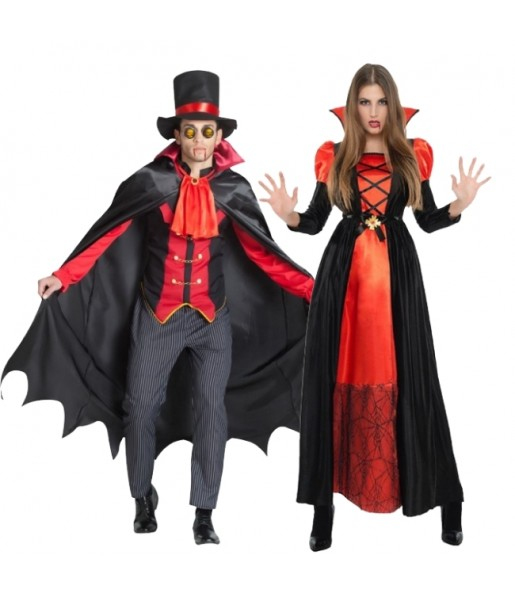 Déguisements Vampires Dracula
