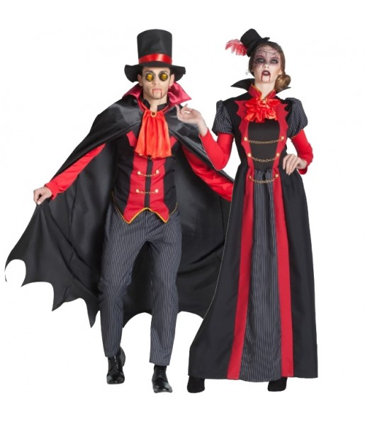 Déguisement Vampires Victoriens
