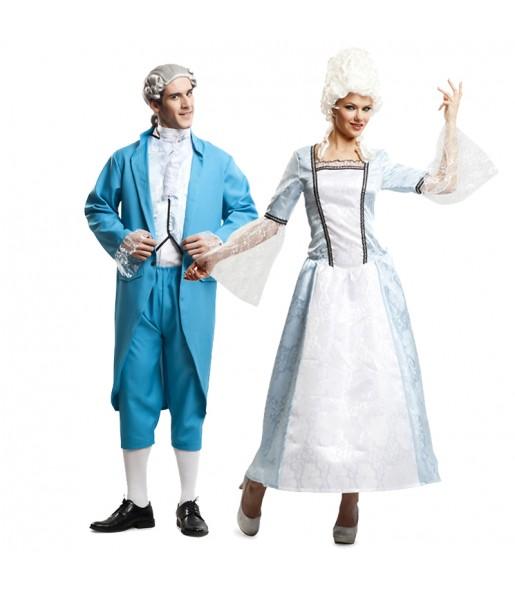 Déguisements Monsieur et Madame Versailles