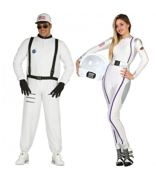 Déguisements Astronautes Américains