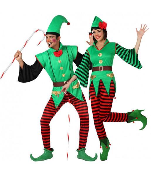 Déguisements Elfes Noël