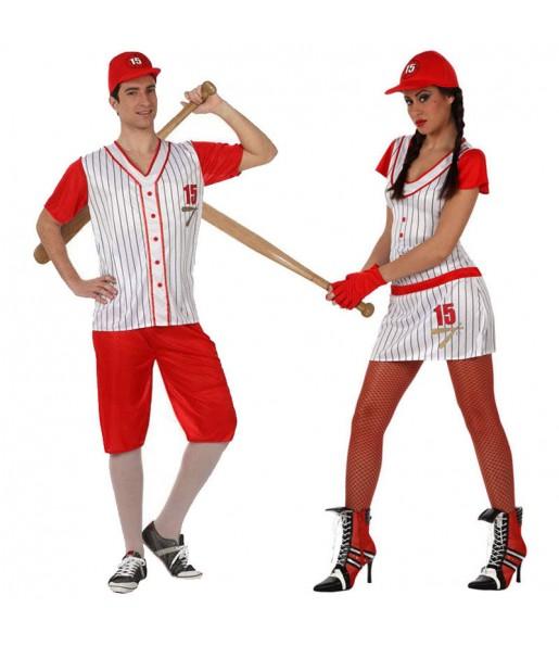 Déguisements Joeurs Baseball