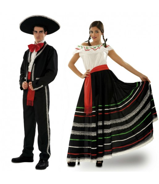 Déguisements Mariachis Luxe