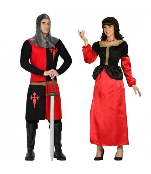 Déguisements Princes Moyen âge