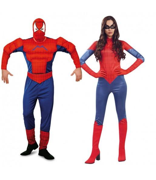 Déguisements Spiderman Muscles