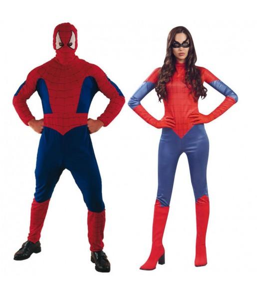 Déguisements Spiderman Araignées