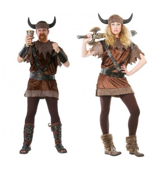 Déguisements Vikings Barbares