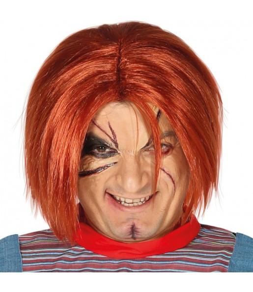 Perruque Chucky La Poupée