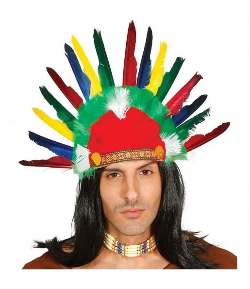 Coiffe Indien Américain