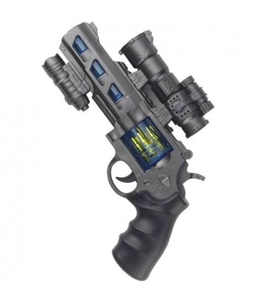 Pistolet Galactique avec lumière et son