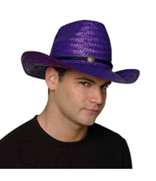Chapeau Cow Boy en Paille