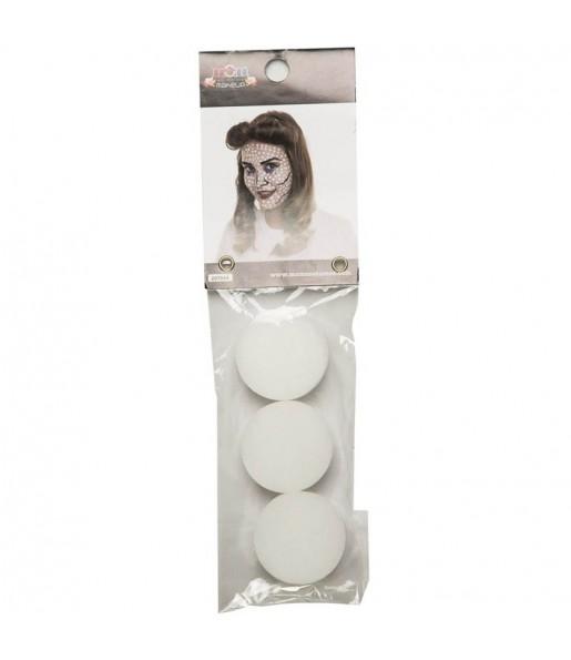 Kit 3 Éponges Maquillage