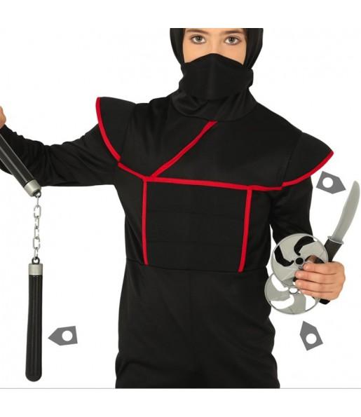 Kit Ninja avec Nunchaku