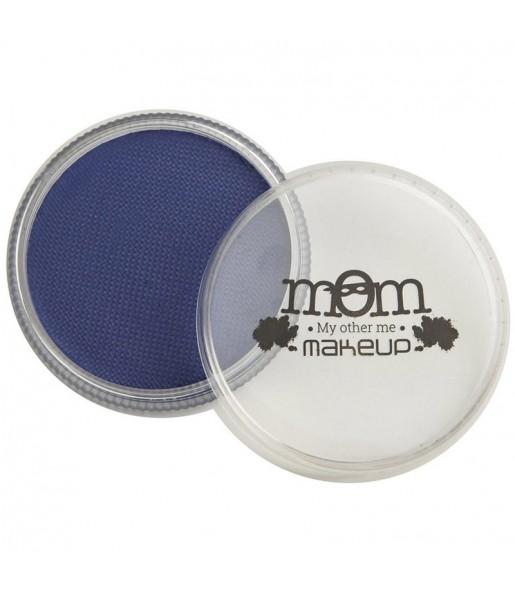 Pot de maquillage à l'eau Bleu