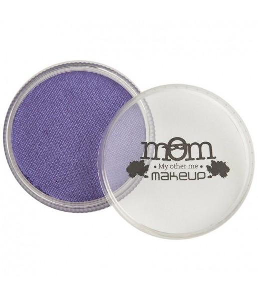 Pot de maquillage à l'eau Violet perlé