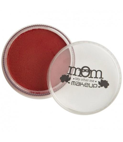 Pot de maquillage à l'eau Rouge