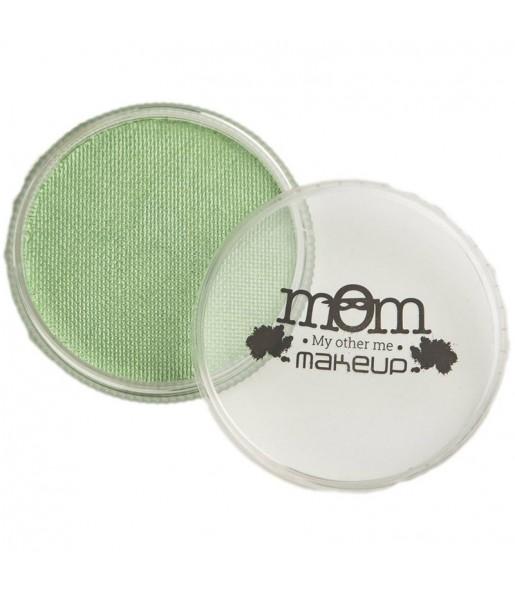 Pot de maquillage à l'eau Vert perlé