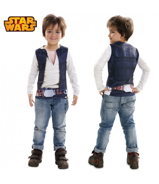 Tee-shirt Han Solo Enfant - Star Wars®