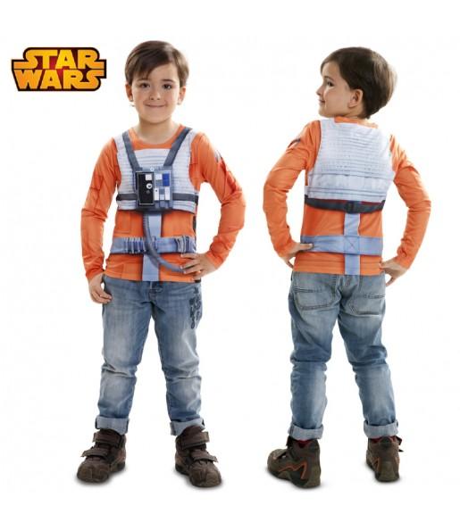 Tee-shirt Luke Skywalker Enfant - StarWars®