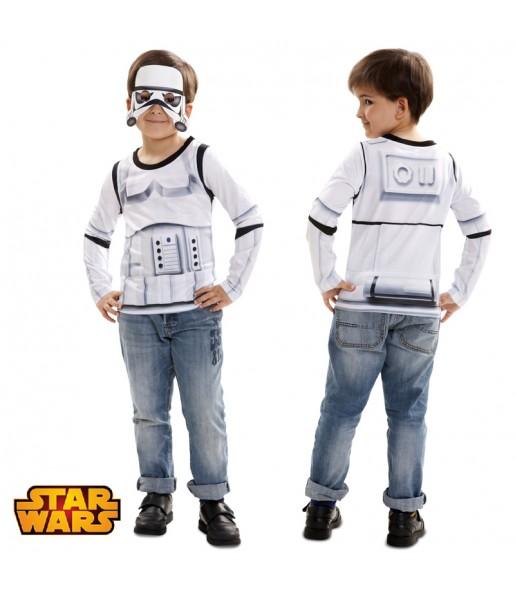 Tee-shirt Stormtrooper Enfant - Star Wars®