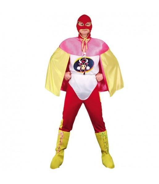 Déguisement Superhéros Espagnol