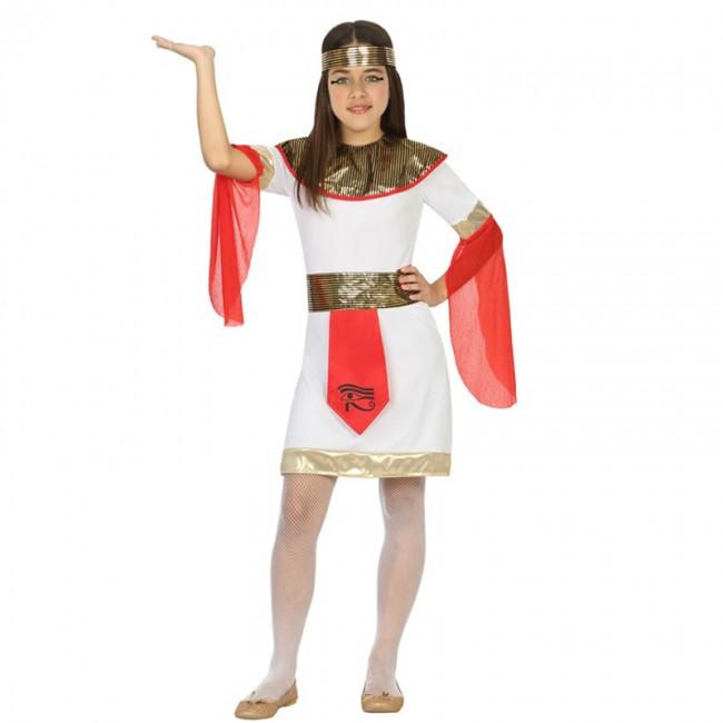 c377fac7e6544 Déguisement Égyptienne Toutankhamon fille pour enfant en ligne