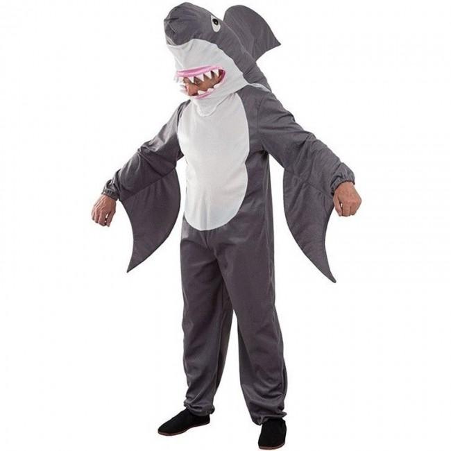 d guisement requin luxe adulte homme achat en ligne. Black Bedroom Furniture Sets. Home Design Ideas