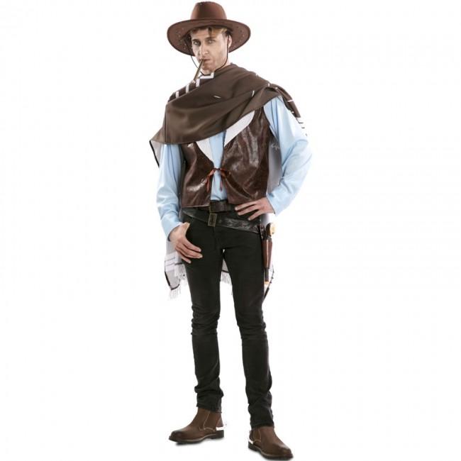 Déguisement Cowboy Clint Eastwood Pour Homme Achat En Ligne